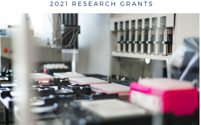 Peter Joseph Pappas Research Grant Program Announces 2021 Award Recipients