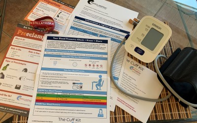 Preeclampsia Foundation Leads Effort to Mobilize Home Blood Pressure Cuffs