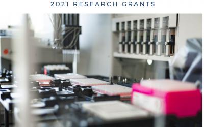 Peter Joseph Pappas Research Grant Program Announces 2021 Award Recipients