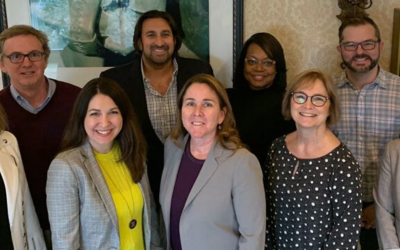 Smith Assumes Chairmanship of Preeclampsia Foundation